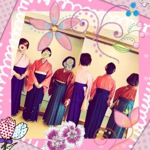 SunLuce 卒業式 袴